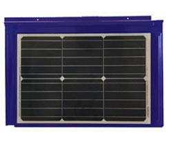 Ngói năng lượng mặt trời - màu xanh dương